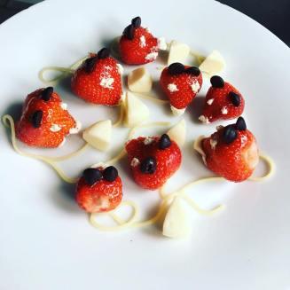 aardbeienmuisjes